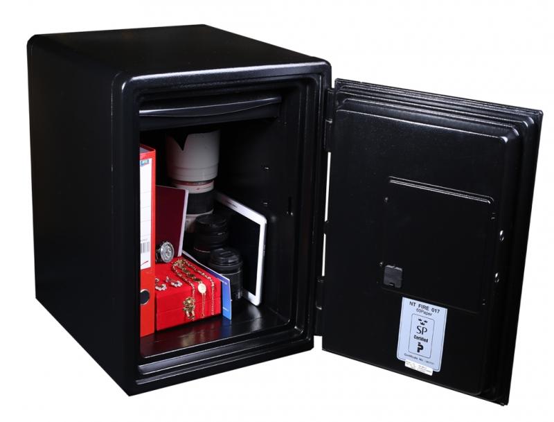 MasterSafe ES-31XD Yangın Sertifikalı Çelik Kasa