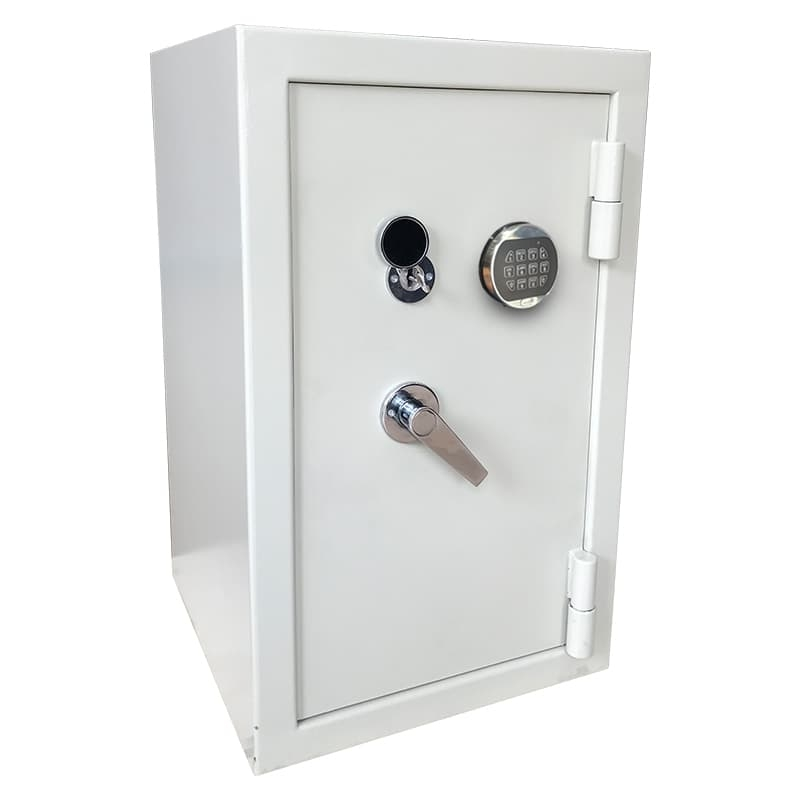 Set Çelik 80EA Elektronik Şifreli ve Anahtarlı Çelik Kasa